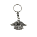 Anique Nickel H.O.G. Eagle Keyring