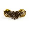 L.O.H. Pin in Brass