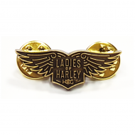 L.O.H. Pin in Brass