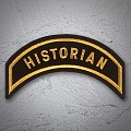 HISTORIAN In New Gold