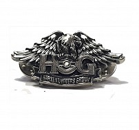 Diamante H.O.G. Pin