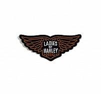 L.O.H Wings Patch Coloured - SMALL