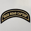 HERITAGE: 'Head Road Captain' Chapter Officer Patch