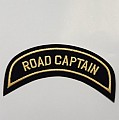Heritage: 'ROAD CAPTAIN' Patch