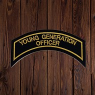 Young Generation Officer in Gold