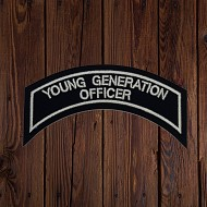 Young Generation Officer in Silver