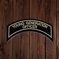 Young Generation Officer in Tan