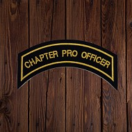Chapter PR Officer in Gold