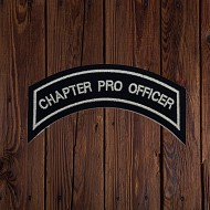 Chapter PR Officer in Silver