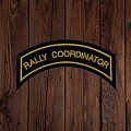 Rally Co-ordinator in Gold