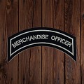 Merchandise Officer in Silver
