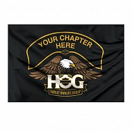 Chapter Bike Flag