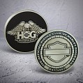H.O.G. Eagle Challenge Coin