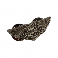 Ladies Of Harley Pin