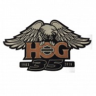 H.O.G. 35 Patch