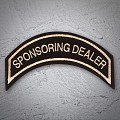 SPONSORING DEALER Patch In HeritageTan