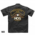 H.O.G. Chapter Short Sleeve Shirt   3XL