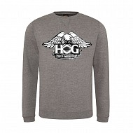 H.O.G EAGLE WEATHERED LOGO SWEATSHIRT