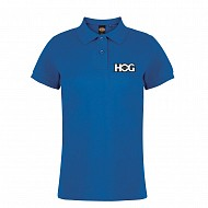 HOG Polo In Blue