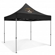 3 x 3 Tent With H.O.G. Eagle Logo