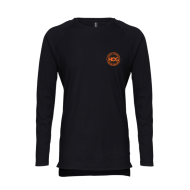 RIDERS LONG-SLEEVE T-SHIRT IN  Black