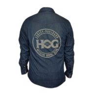 OFFICIAL RIDERS DENIM SHIRT