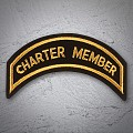 CHARTER MEMBER In New Gold