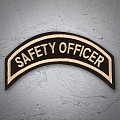 SAFETY OFFICER In Heritage Tan