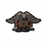 H.O.G. 35 Patch - SMALL