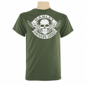 Motorhead T-Shirt In Green  S