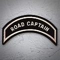 ROAD CAPTAIN Patch In Heritage Tan