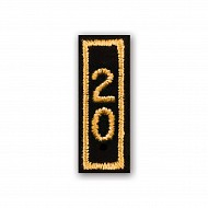 Year 20 Patch - NEW GOLD