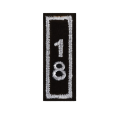 Year 18 Patch - SILVER