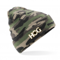 NEW - H.O.G Camouflage Beanie