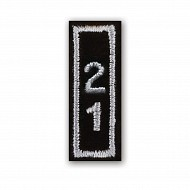 Year 21 Patch - SILVER