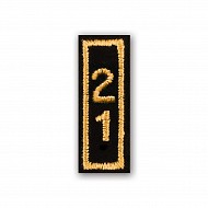 Year 21 Patch - NEW GOLD