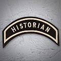 HISTORIAN Patch In Heritage Tan
