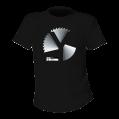 Solo Y Unisex Black T-Shirt
