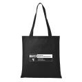 UCI Logo Black Tote Bag